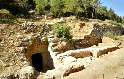 Cave of John the Baptist_1
