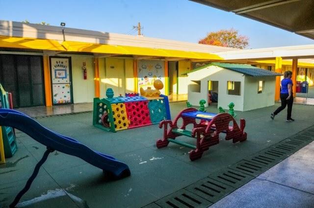 GDF inaugura uma nova unidade de ensino infantil no Areal na volta às aulas! Acesse e confira