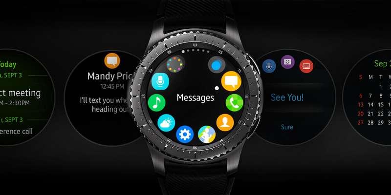 Fitur Menarik di Smartwatch Samsung Gear S3 (symbios.pk)