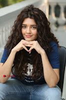 Actress Rithika Sing Latest Pos in Denim Jeans at Guru Movie Interview  0208.JPG