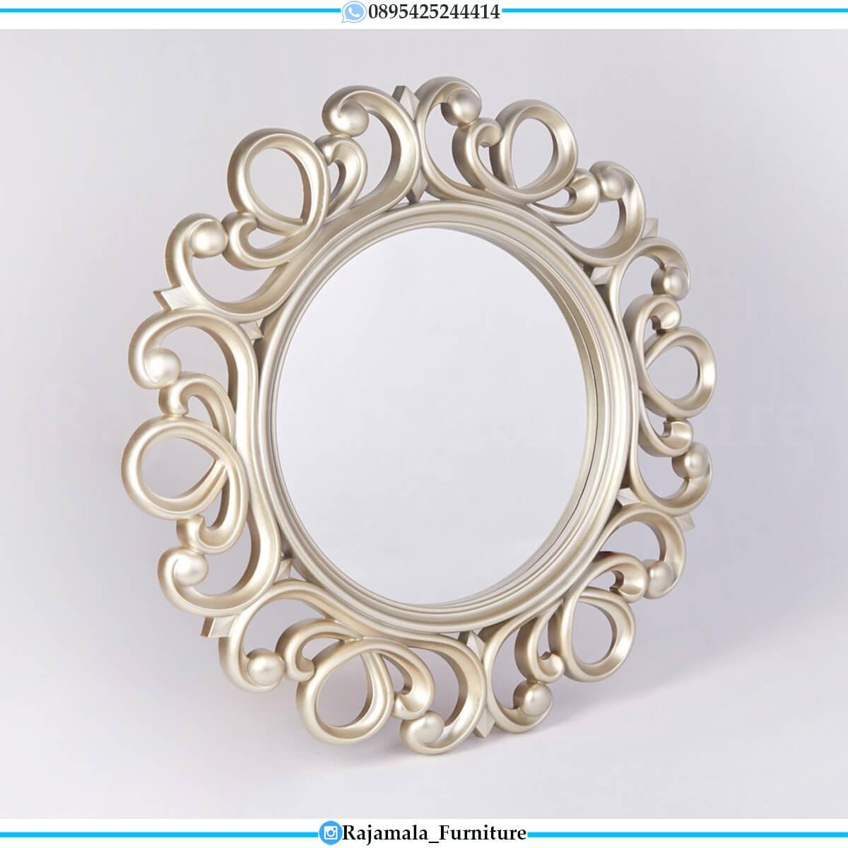 Cermin Hias Mewah Classic Luxury Furniture Jepara RM-0661