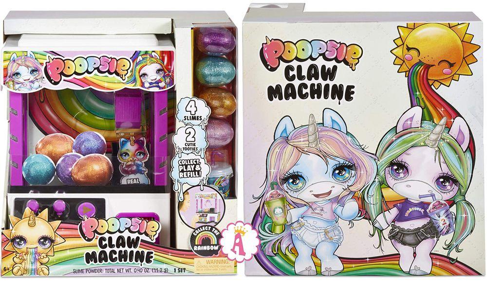 Автомат хватайка Poopsie Claw Machine