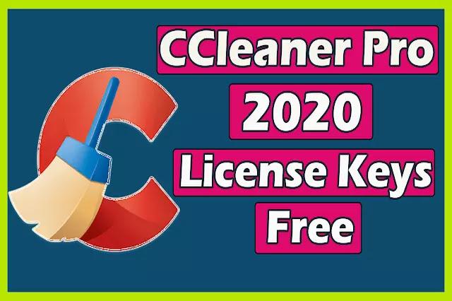 CCleaner Pro Full 5.64.7613 With License Keys