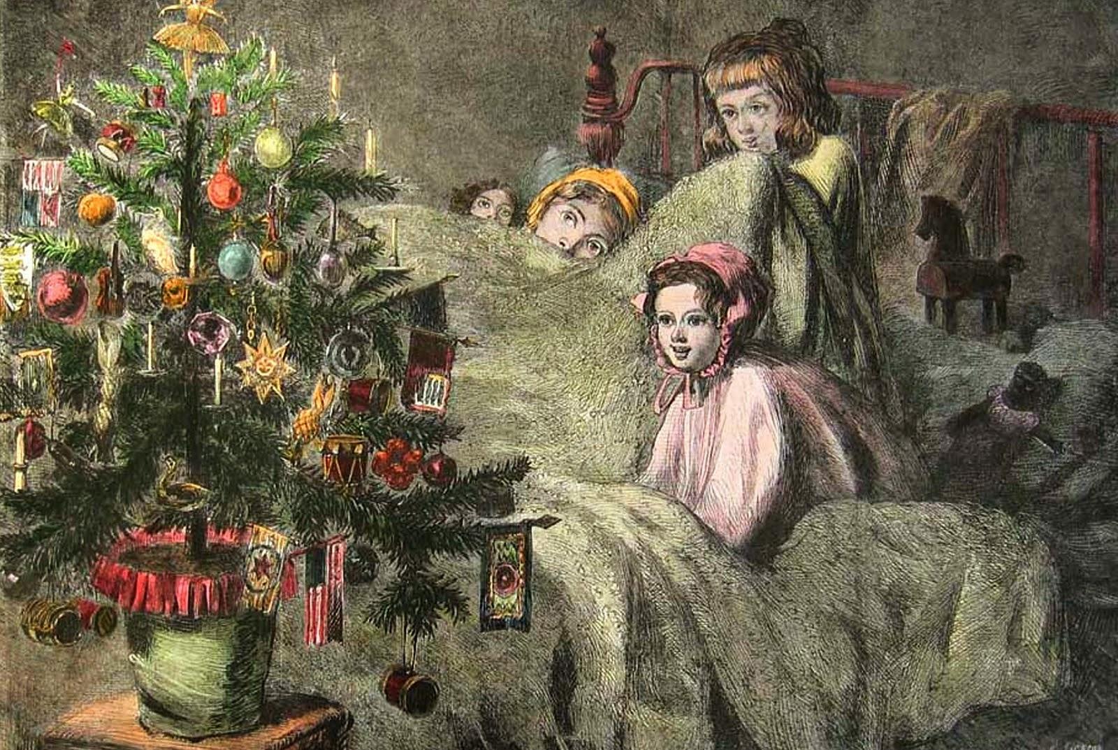 Immagini Vittoriane Natalizie.Il Mondo Di Sissi Il Natale Vittoriano Tra Usi Costumi E