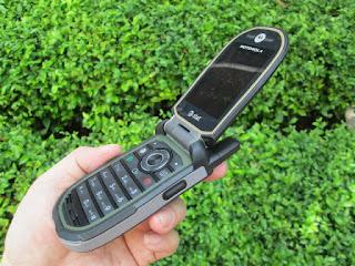 Hape Outdoor Motorola Tundra VA76R Seken Langka Kolektor Item