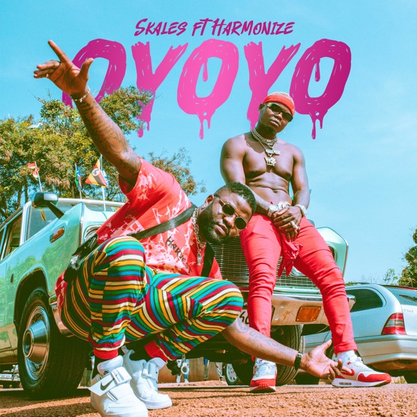 Oyoyo Cover By Skales & Harmonize