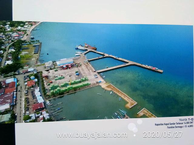 pelabuhan serui