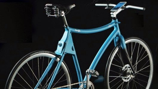 Samsung Smart Bike: MCUs For Your Bike