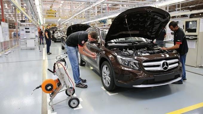 Mercedes-Benz anuncia fechamento de fábrica no Brasil