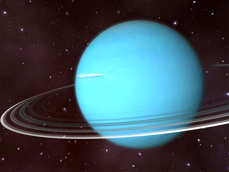 SOLAR SYSTEM URANUS