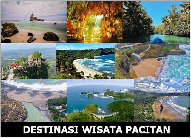 Top Destinasi Wisata Pacitan