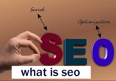 what is seo: Search Engine Optimization