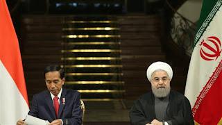 Kunjungi Iran, Jokowi Dekatkan Indonesia dengan Syiah