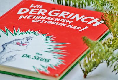 """""""Wie der Grinch Weihnachten gestohlen hat"""" von Dr. Seuss"""