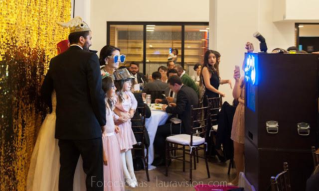 Alquiler de cabina de fotos para bodas