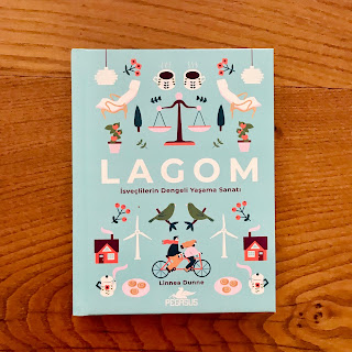 Lagom - Isveclilerin Dengeli Yasama Sanati (Kitap)