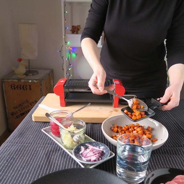 Im Winter 2020 gibt es Raclette aus dem Mini-Tischgrill | pastasciutta.de