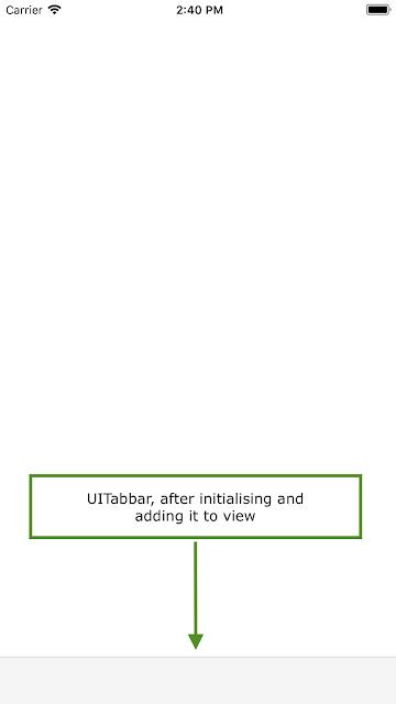 UITabBarController- programattically tutorial in swift