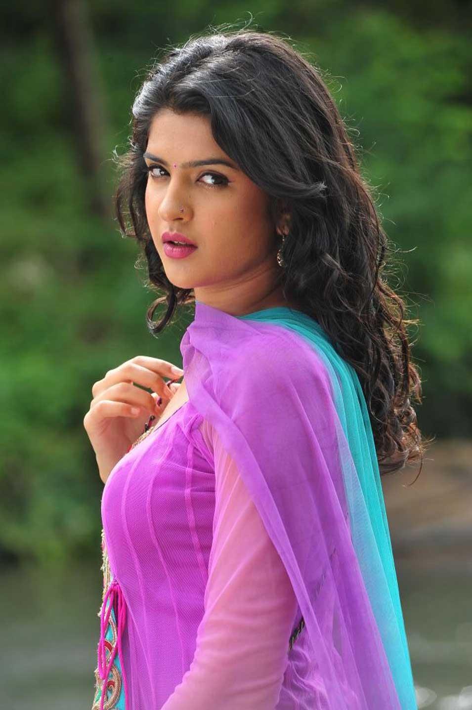 Cute Baby Stylish Wallpaper Actress Stills Deeksha Seth New Stills