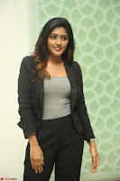 Actress Eesha Looks gorgeous in Blazer and T Shirt at Ami Tumi success meet ~  Exclusive 117.JPG