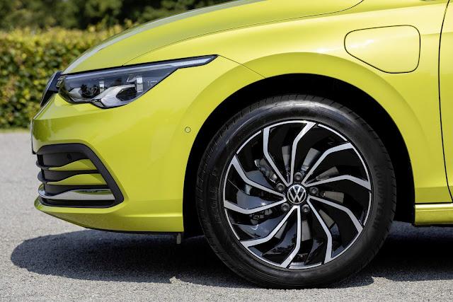 Novo VW Golf eHybrid 2021