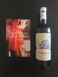 """""""Do zobaczenia w Barcelonie"""" Anna B. Kann, fot. paratexterka ©"""