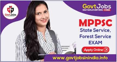 MPPSC State Service, Forest Service Pre Exam