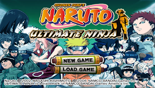 NARUTO ULTIMATE NINJA PC DOWNLOAD IN PARTS