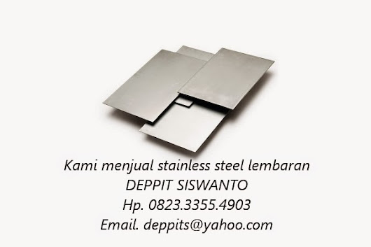 Stainless Steel Lembaran