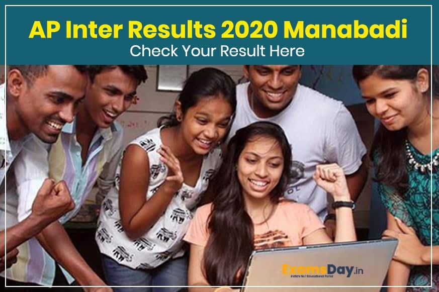 AP Inter Results 2020 Manabadi