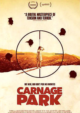 Baixar carnage park poster 270x400 Carnage Park Legendado Download