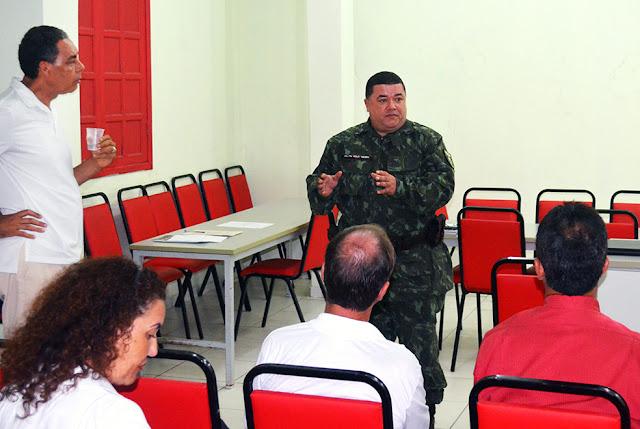 Cippa tem novo comandante em Porto Seguro