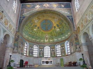 Basílica de San Apollinare en Classe.