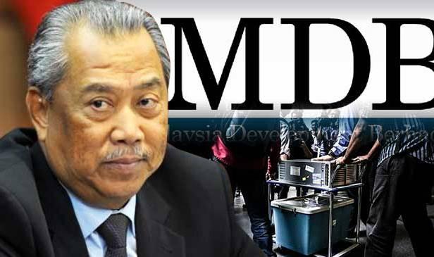 Tan Sri Muhyiddin Yassin 1MDB