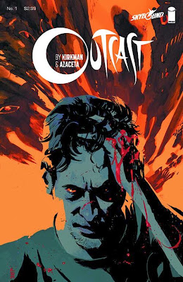 Image result for outcast comic cover