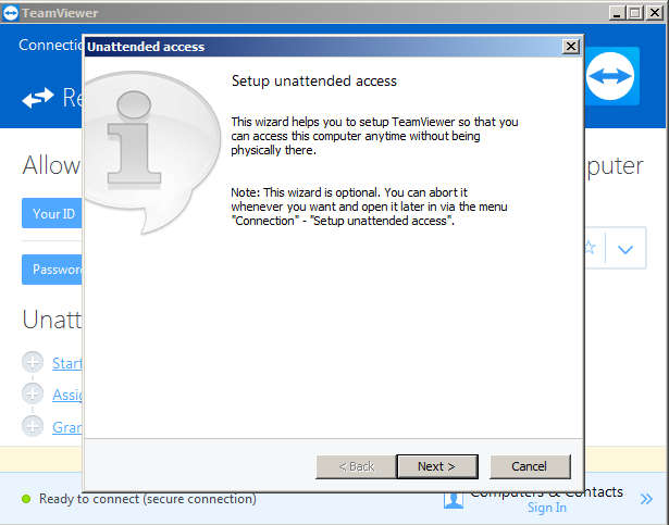 Tải Teamviewer 11 cho Windows Mới Nhất 7
