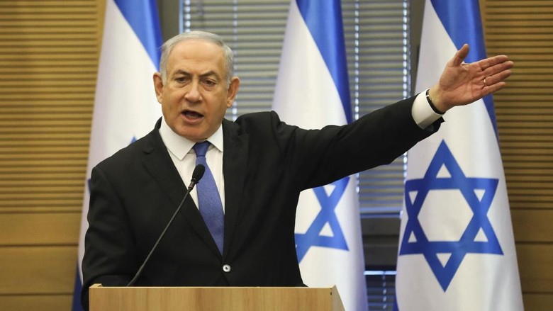 PM Israel Benjamin Netanyahu Didakwa Korupsi
