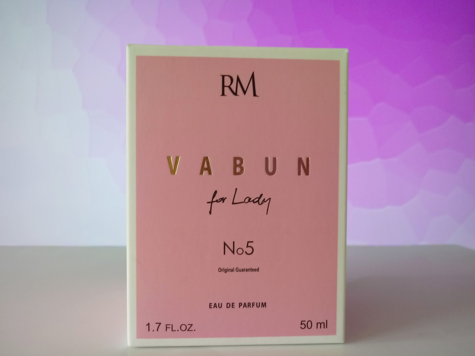 Vabun for Lady No 5