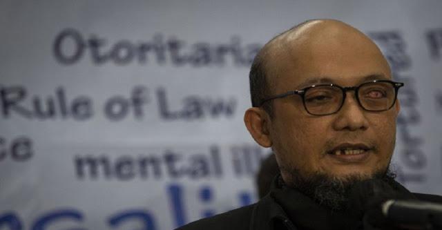 Novel Baswedan: Kami Memberantas Korupsi, Malah Kami yang Diberantas