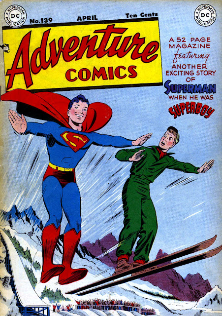 Adventure Comics #139