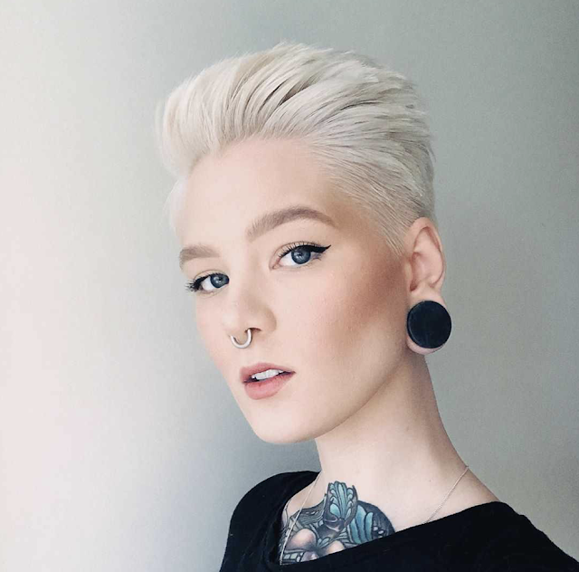 short hairstyles for women 2019 pixie cuts