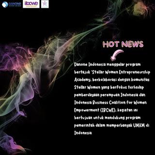 Stellar Women Entrepreneurship Academy by Danone!