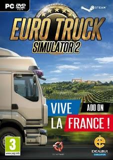 Download Euro Truck Simulator 2 Vive la France PC Game