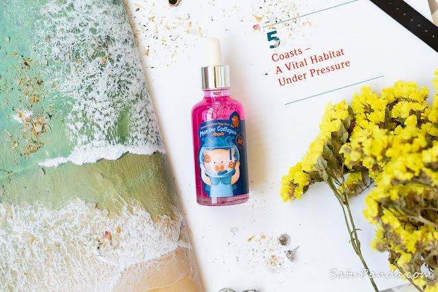 Elizavecca Witch Piggy Hell-pore Marine Collagen Ample 95% отзыв