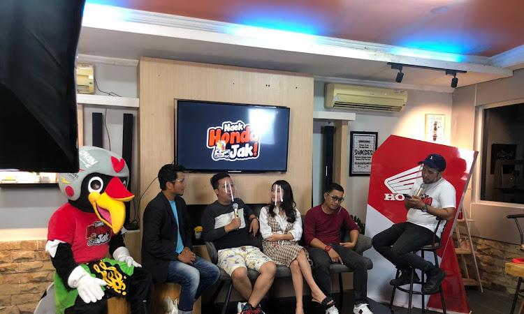 Astra Motor Kalbar Adakan Bincang Online Talk Selow, Hadirkan DJ Pontianak
