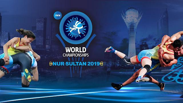 LUCHA - Mundial 2019 (Nur-Sultan, Kazajistán)