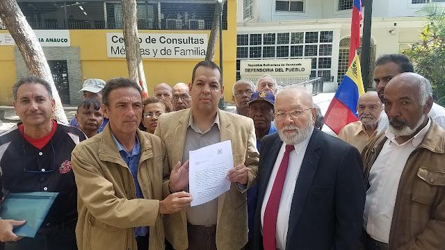 VENEZUELA: Instan a Defensoría del pueblo declarar inconstitucional Decreto 3.990 sobre censo de viviendas