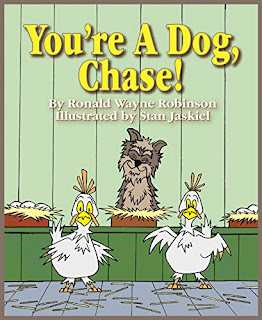 You're A Dog Chase! (Author Interview)