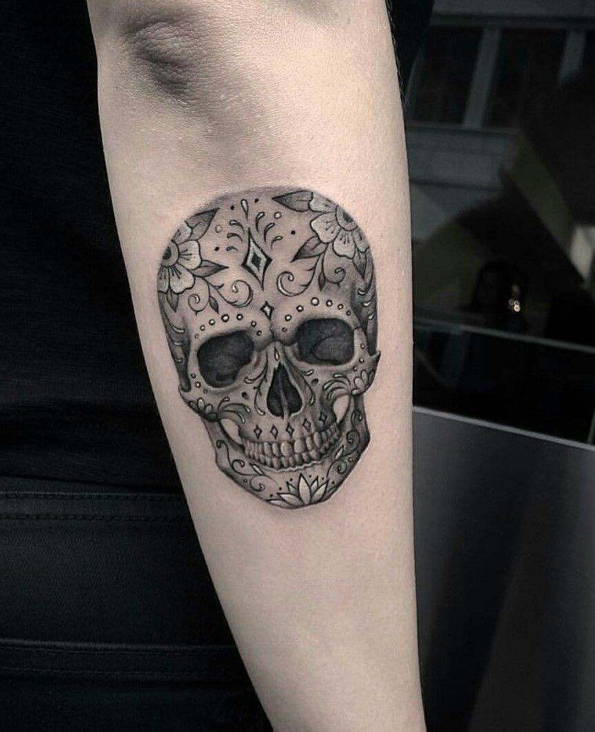 Tatuaje-de-calavera-mejicana