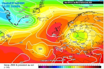 Πόσο θα επηρεάσει την χώρα μας η  σημαντική αλλαγή του καιρού στην Ευρώπη- Αναλυτική πρόγνωση (video)